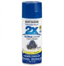 Rust-Oleum 249114 Painter's Touch Acrylic Spray Paint - Gloss Deep Blue