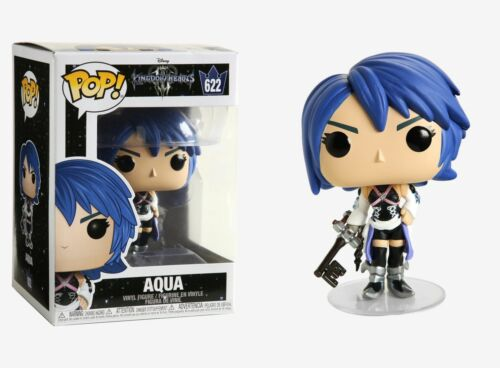 Funko POP Games Kingdom Hearts III 622 Aqua