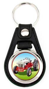 Ford 8N Tractor Key Chain Key Fob