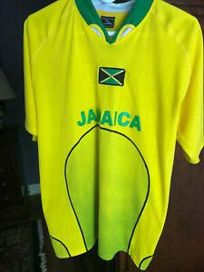 Goler-Jamaica-Soccer-Jersey-Sz-L-Jamaica-Football-Federation