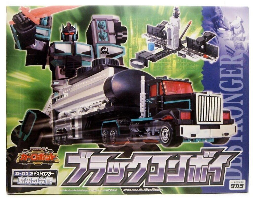 Transformers RID voiture Robots D-012 fléau (voiture robots) Action Figure Hasbro