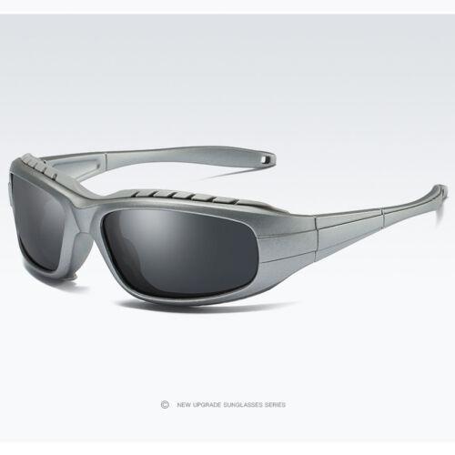 Outdoor Sport Polarized Sunglasses Mens Cycling Bike UV400 SunGlasses Goggles 2
