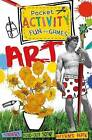 Pocket activity fun and games: Art by Ruth Thomson (Paperback, 2014)