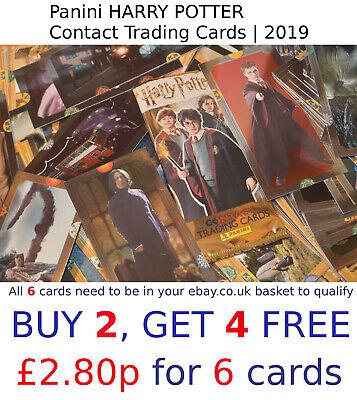 Card 25 Panini Harry Potter Contact Card 2019