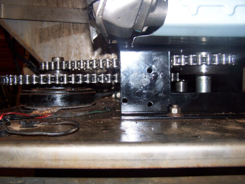 Stainless Chain Drive Conversion Belt Fisher Procaster Sander Salter Spreader