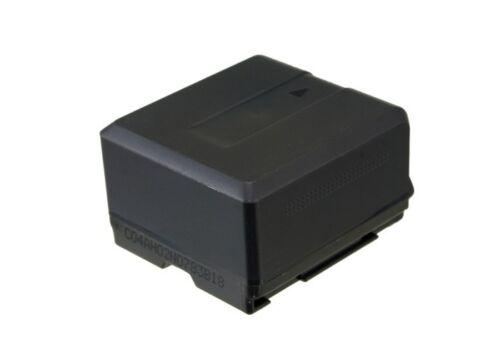 Batería Para Panasonic Ss100 Sdr-h41 Pv-gs85 Nv-gs330 Vdr-d220 Vdr-d210 Hdc-sd600