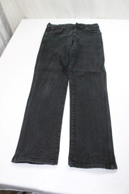 J7544 J7544 J7544 Wrangler Regular Fit Jeans W31 L32 Schwarz  Gut | Attraktives Aussehen  | Marke  | Reichlich Und Pünktliche Lieferung  | Einfach zu spielen, freies Leben  | Großhandel  c6b396