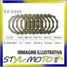 KIT DISCHI FRIZIONE SUGHERO VESRAH YAMAHA FZR 600 R Fairing 600 1999
