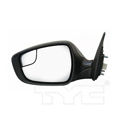 Passenger Side Fits to 1993 to 2002 LH Complete Wing Mirror Unit 1993-2002 Cable Control Manual,Black