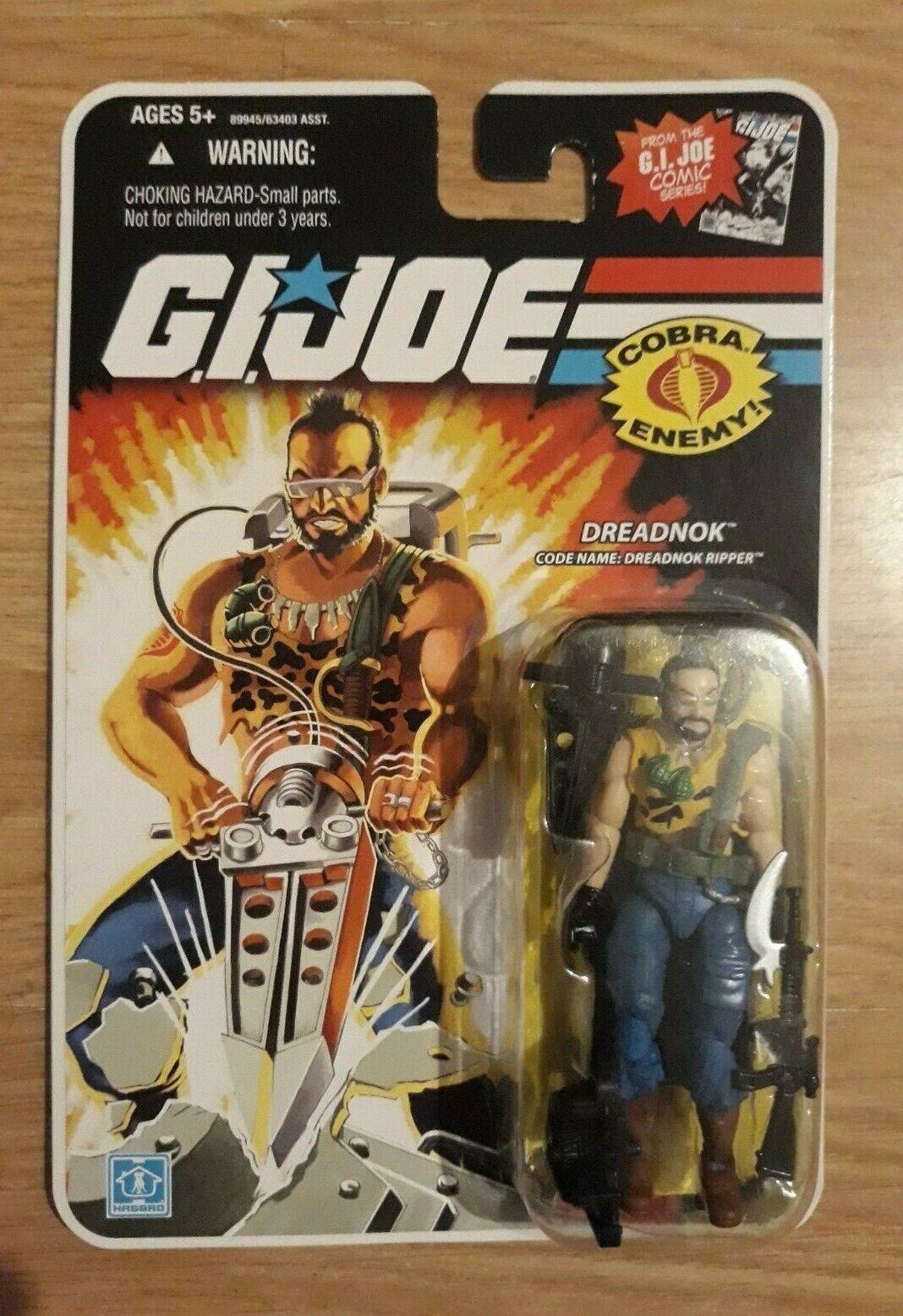 G.I. Joe 25th Anniversary Dreadnok Ripper