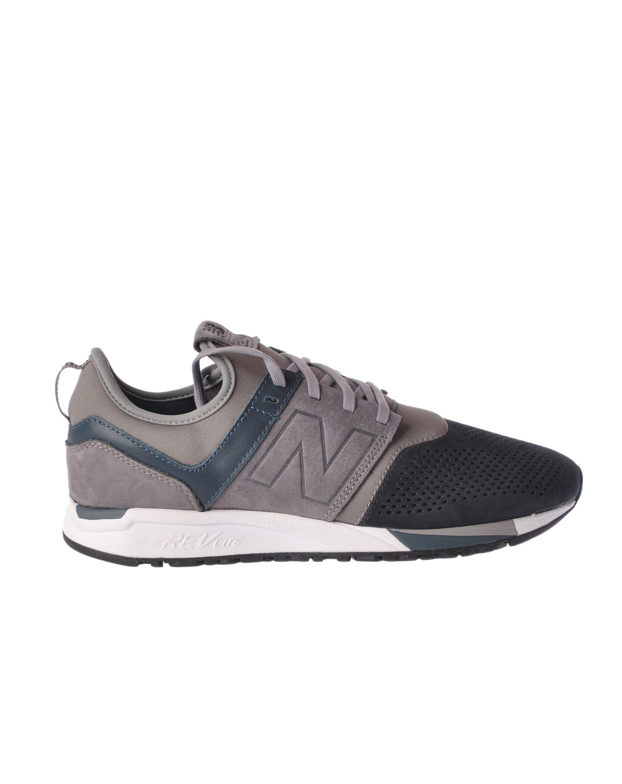 New Balance - Shoes-Shoes - Man - Grey - 4748910H185210