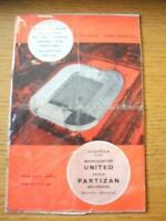 20/04/1966 European Cup Semi-Final: Manchester United v