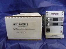 New ITW Ransburg LECU5004-22 Haden Micropak Controller v1000 NIB