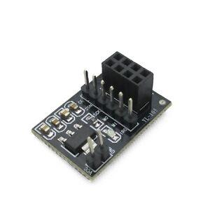 10 Stücke Sockel Adapterplatine 8Pin NRF24L01 Wireless Transceive Modul gi