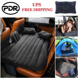Us Car Air Bed Inflatable Mattress Back
