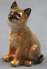 wolf figurine hutschenreuther figur animal perfect porcelain shepherd