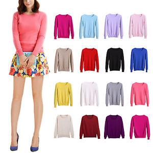 Kaschmir-Pullover-Knitwear-Damen-Pullover-Casual-Top-Mode-Damen-Pullover-Groesse