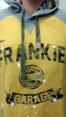 Frankie 24128 Taglia Garage L Uomo Felpa wSw4qBf