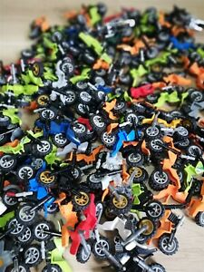 LEGO-PARTS-x5-qty-Off-Road-Dirt-Bike-Racing-Minifigure-Vehicles-Packs
