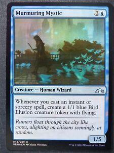 Murmuring-Mystic-Foil-Mtg-Magic-Cards-DA