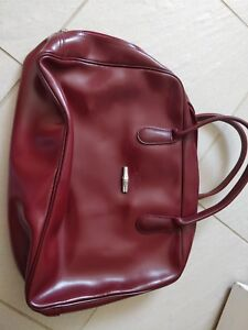 Longchamp red leather bag - Didcot, United Kingdom - Longchamp red leather bag - Didcot, United Kingdom