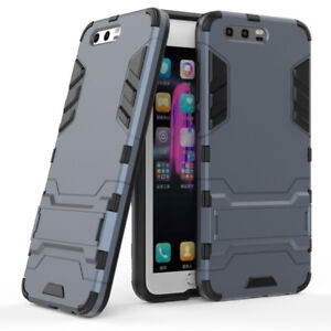 wholesale dealer cd609 8c7e7 Details about Hybrid Armor Case For Huawei Honor 7X 8 9 V9 Play Kickstand  Shockproof Cover