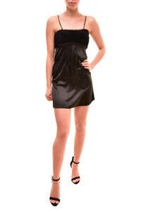 1f53151e1a6 For Love & Lemons Women's Lolo Mohair Tank Dress Black Size S RRP ...