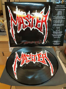 Master St Self Titled Debut Lp New Picture Disc Vinyl Reissue