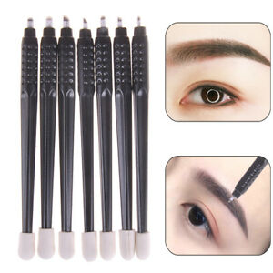 1Pc-Disposable-Microblading-Tattoo-Pen-With-Needle-Permanent-Makeup-F-U-Blade-TE