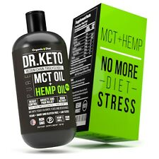 Kiss My Keto C8 Brain Fuel MCT Oil 100 Pure Caprylic Acid | Buy Direct