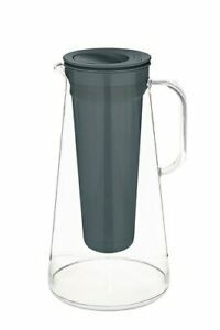 Lifestraw - Home 7 Cup Plastic Water Pitcher - Plastic Grey