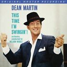 This Time I'm Swingin'! by Dean Martin (CD, Dec-2013, Mobile Fidelity Sound Lab)
