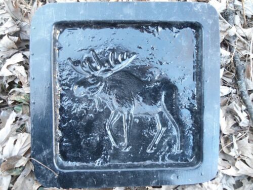 Moose travertine tile mold abs plastic mould