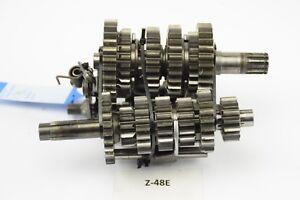 HUSQVARNA-WRE-125-bj-98-Boite-complete