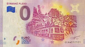 BILLET-0-EURO-STRBSKE-PLESO-SLOVAQUIE-2019-NUMERO-DIVERS