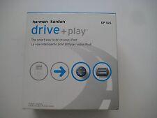 New Harmon Kardon Drive and Play DP 1US Apple iPod Dock FM radio transmitter