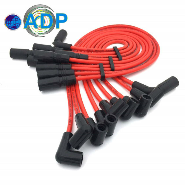 Spark Plug Ignition Wires Fit For Chevy Suburban Express