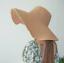 Foldable-Large-Brim-Hat-for-Women-UV-Protection-Summer-Beach-Sun-Hat-Visor thumbnail 14