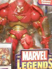 Marvel Legends HULK BUSTER IRON MAN Toy Biz Wave 9 MIP !! AVENGERS ! downey jr