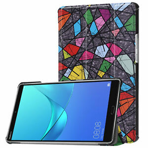 Cover-Pour-Huawei-Mediapad-M5-8-4-Groupes-Protection-Flip-Case-Sac-Etui-Mince