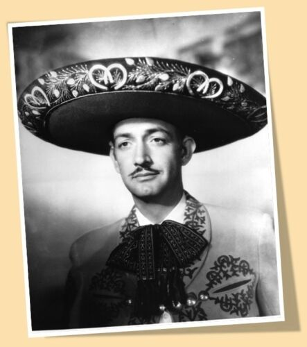 JORGE NEGRETE NEW MATTE PRINT POSTER SIZE MEXICAN MOVIES ACTOR CHARRO MEXICO b