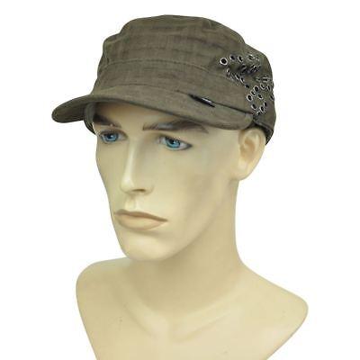 Dynamisch Cadet Militär-stil Peter Grimm Passende M Kleidungsstück Gewaschen Hut QualitäTswaren Fanartikel Baseball & Softball