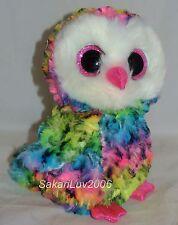 7d424f5c8bb item 5 New! Ty Beanie Boos OWEN the Tie Dyed Owl 6