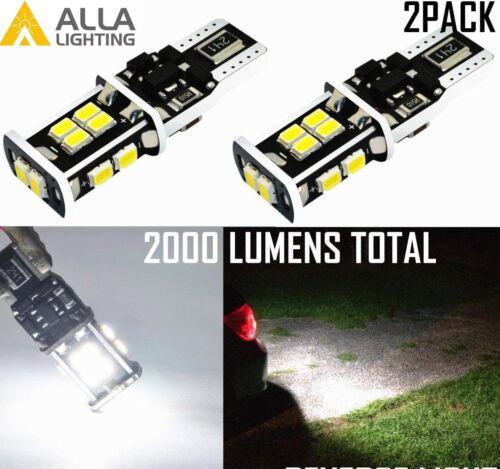 Alla Lighting Super Bright 6000K 14-LED 920 Trunk Luggage Cargo Area Light Bulb