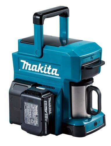 MAKITA CM501DZ Rechargeable MacHine à Café Bleu corps seulement, sans batterie Japan