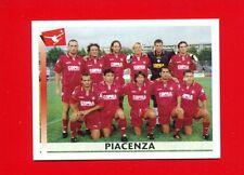 CALCIATORI Panini 2000-2001 - Figurina-sticker n. 538 - PIACENZA SQUADRA -New