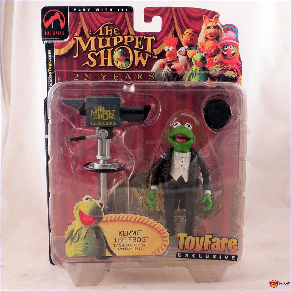 Mupp Show Palisades Kermit Frogssmoking Steppin Out leksakweate Exlusive