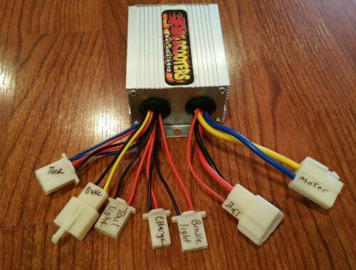 Razor Pocket Mod V1-44 * obsolète régulateur de vitesse kit complet