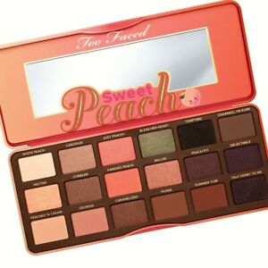 Palette-de-fards-a-paupieres-Too-Faced-Sweet-Peach-Top-Qualite-2020-From-France