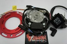 PVL complete System Yamaha YZ SC DT MX IT RT 360, 400, 500 inkl. Adapterplate